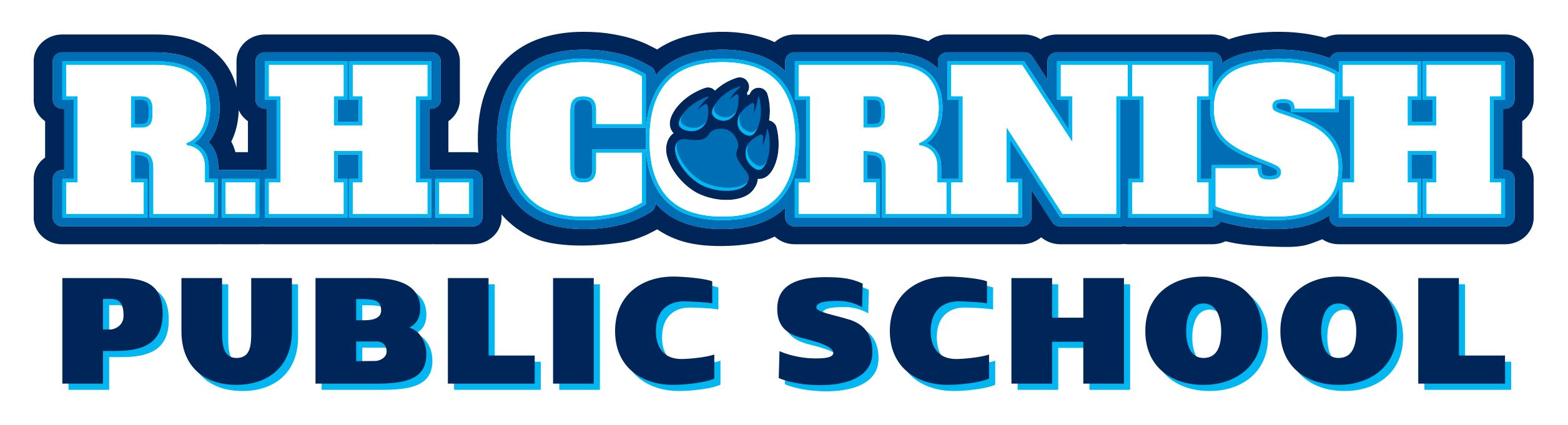 R.H. Cornish Public School logo